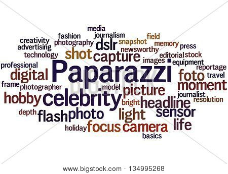 Paparazzi, Word Cloud Concept 2