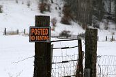 foto of infraction law  - no tresspassing - JPG