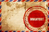 Постер, плакат: inventory