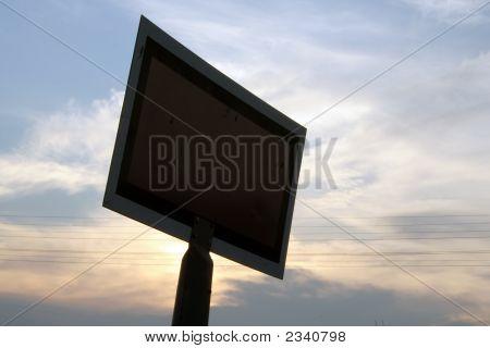 Train Sign..