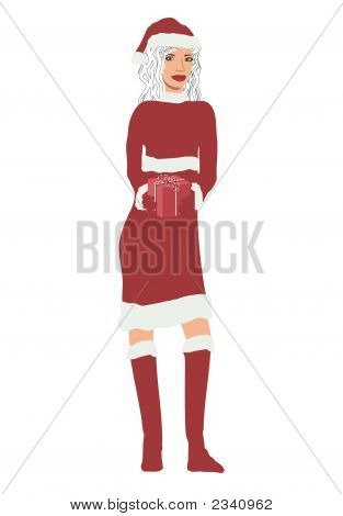 Christmas: Mrs. Claus