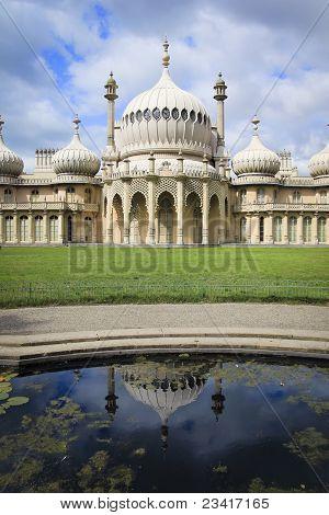 Inglaterra Brighton Pavilion Regency Palace
