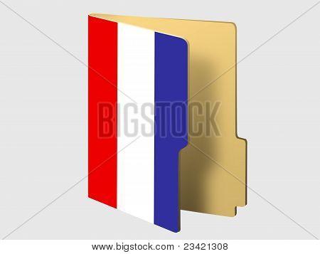 A Computer Folder Luxemburg