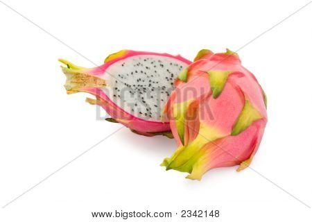 Pink-Skinned Pitahaya
