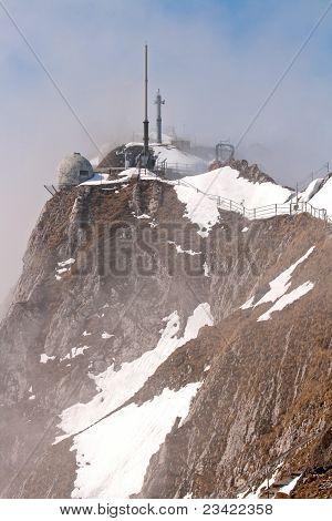 Pilatus Mountain Lucern Switzerland