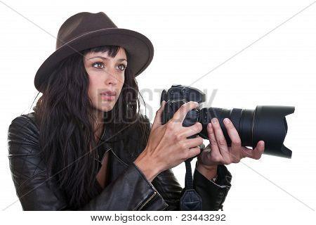 Attractive Photographer
