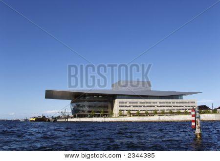 Denmark, Copenhagen - Modern Architecture