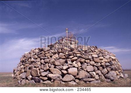 Mongol Altar
