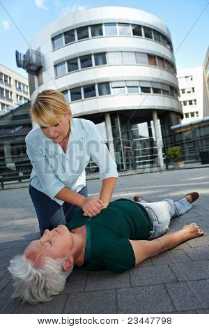 Cpr As First Aid