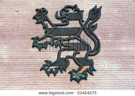 Coat of arms from Hesse