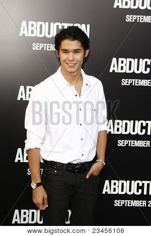 LOS ANGELES - SEPT 15:  Booboo Stewart arriving at the