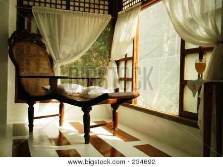5871 Orientalische Lounge