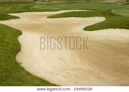Sand Bunker