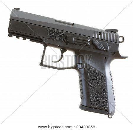 Polymer Handgun