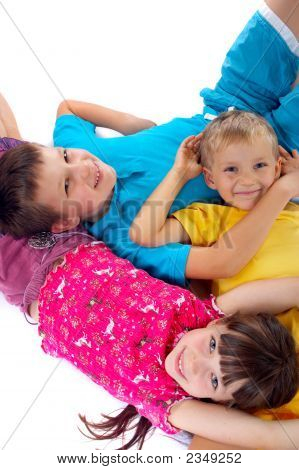Affectionate Children