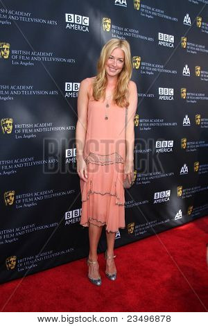 LOS ANGELES - SEP 17:  Cat Deeley arrives at the 9th Annual BAFTA Los Angeles TV Tea Party. at L'Ermitage Beverly Hills Hotel on September 17, 2011 in Beverly Hills, CA