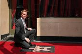 LOS ANGELES - SEPT 15: Neil Patrick Harris at the ceremony bestowing a star on the Hollywood Walk of