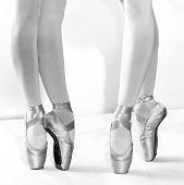 Ballet Shoes Also Called Ballet Slippers, Is A Lightweight Shoe Designed Specifically For Ballet Dan poster
