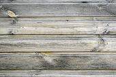Rough Wood Texture With Copyspace For Design, Wooden Background, Rough Texture poster