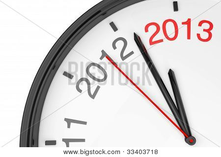 The Year 2013 Is Approaching