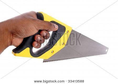 Hand Saw-hardened