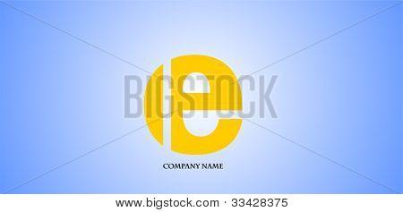 Logotipo E