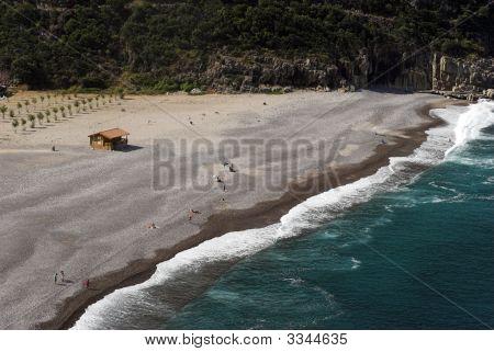 Praia de Córsega