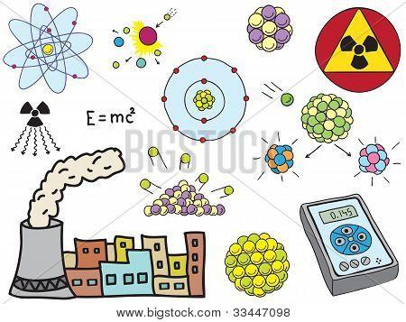 Física - Energia Nuclear atômica