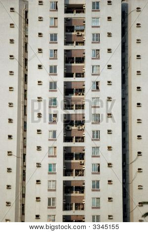 Modern Chinese Residential Building
