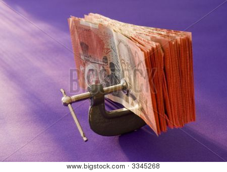 Reduced Spending