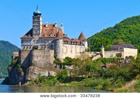 Schonbuhel Castle (wachau), Austria