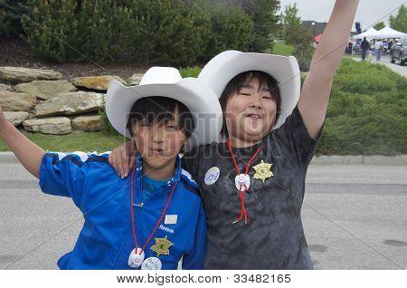 Young Urban Cowboys