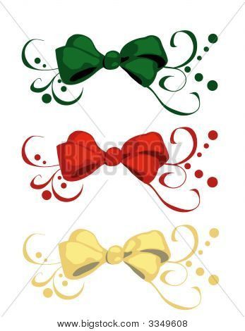 Christmas Ribbon Set