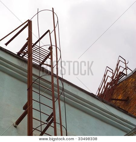 Two Fire Escape