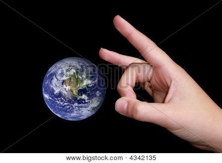 Finger Flick