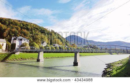 Mozartsteg, Salzburg