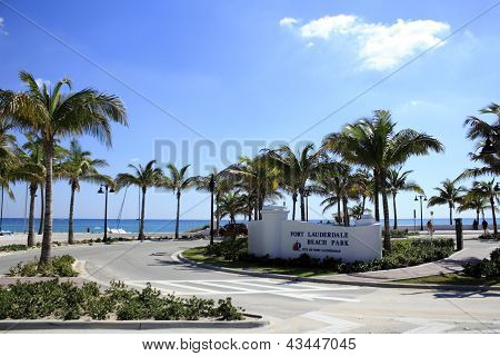 Fort Lauderdale Beach Park