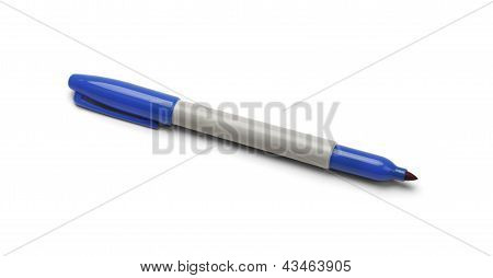 Bue Marker Pen