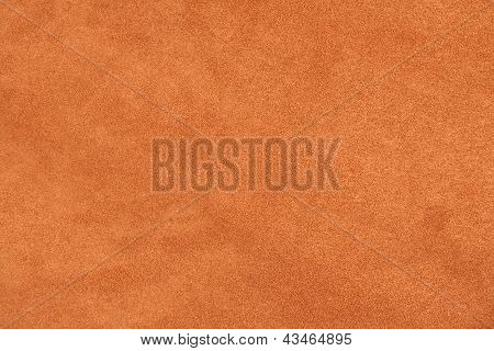 Suede Texture Leather Background