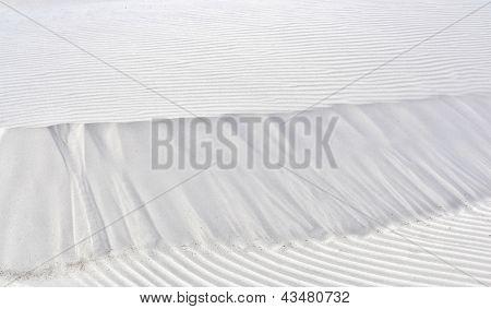 White Sand Dune