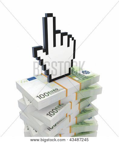 Online-Zahlungen-Konzept.