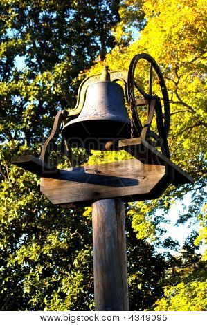 Hermitage Plantation Bell