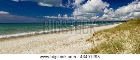 Sandy beaches, New Zealand