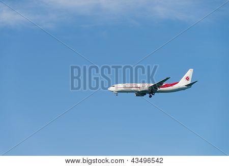 Air Algerie Aeroplande