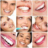Постер, плакат: Зубы