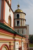 pic of epiphany  - The building of the Cathedral of the Epiphany in Irkutsk  - JPG