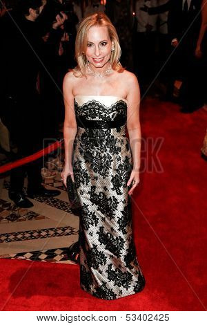 NEW YORK-SEP 17: Socialite Gillian Miniter attends the 14th annual New Yorkers For Children Fall Gala at Cipriani 42nd Street on September 17, 2013 in New York City