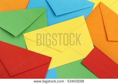 orrespondence envelopes