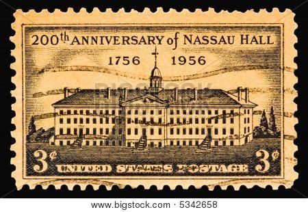 Nassau Hall 1956