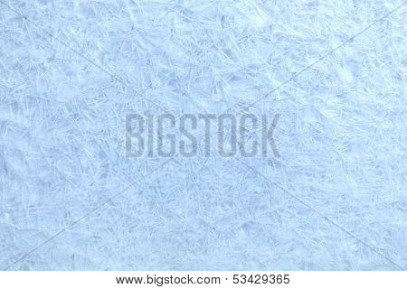 Ice textured background